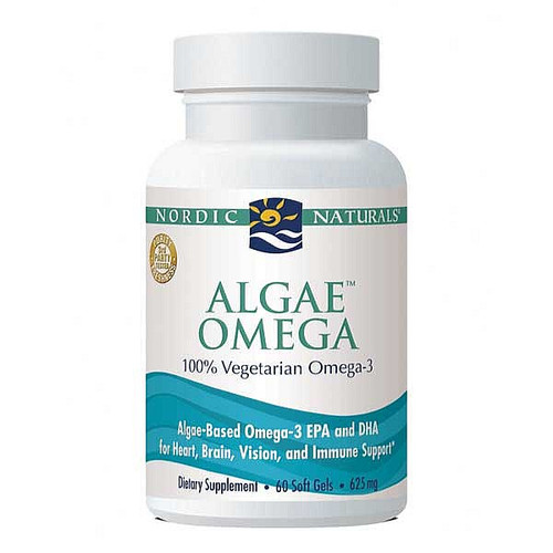 Algae Omega Vegetarian Omega-3