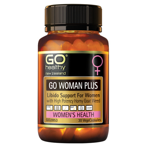 Go Woman Plus - Libido Support