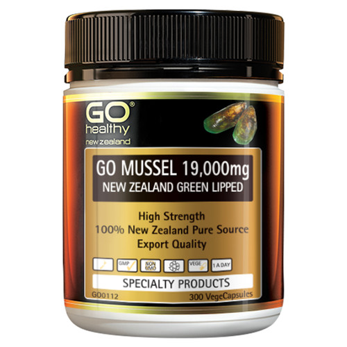 Go Mussel 19,000mg