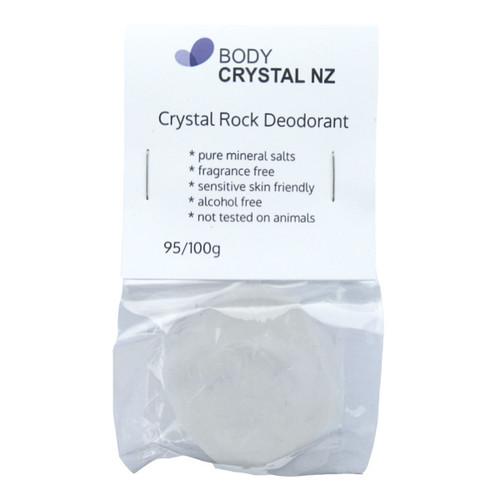 Crystal Rock Deodorant