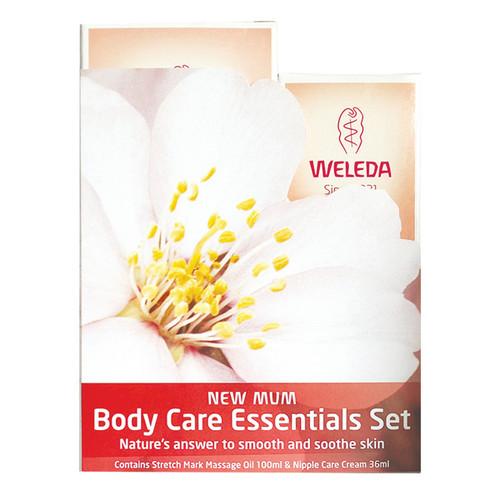 New Mum Body Care Essentials Set