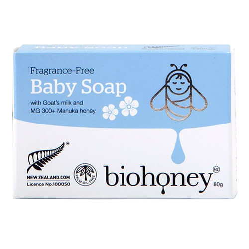 Fragrance Free Baby Soap