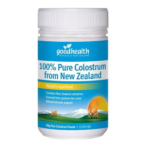 100% Pure Colostrum Powder