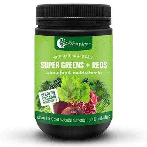 Super Greens + Reds Powder