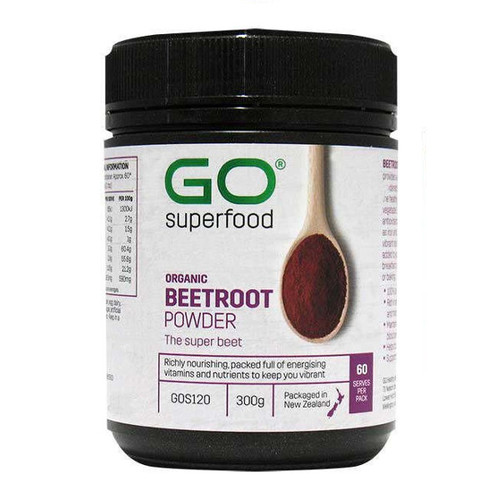 Go Beetroot Powder Organic