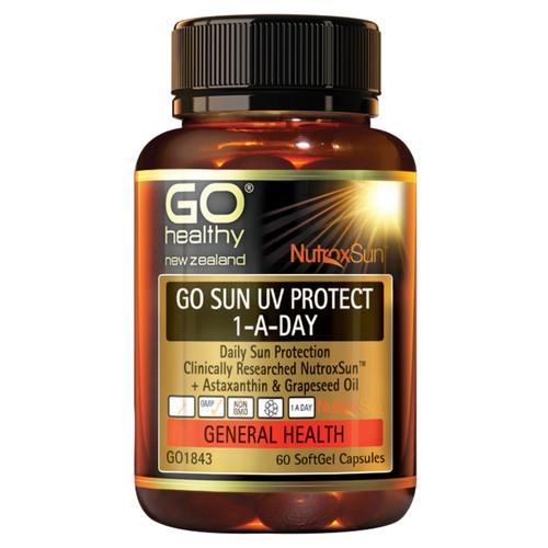Go Sun UV Protect 1-A-Day
