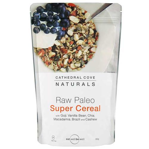 Raw Paleo Super Cereal Goji & Vanilla Bean