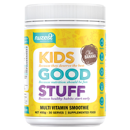 Kids Good Stuff Choc Banana