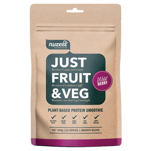 Just Fruit & Veg Wild Berry
