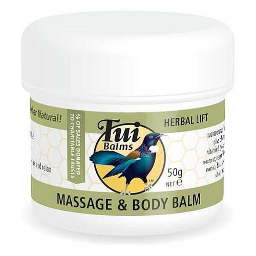 Massage & Body Balm - Herbal Lift