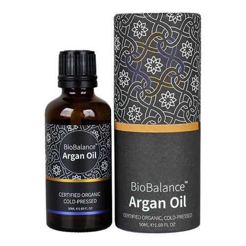 Certified Organic Argan Oil - Cold Pressed