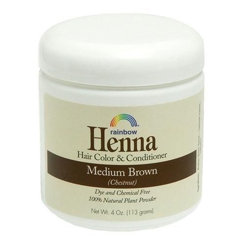 Henna Medium Brown - Chestnut