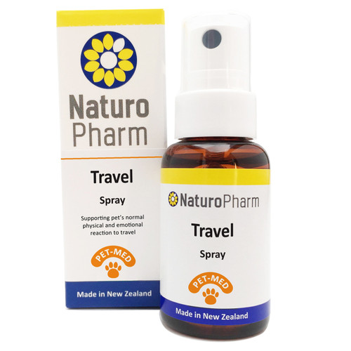 Pet Med Travel Spray
