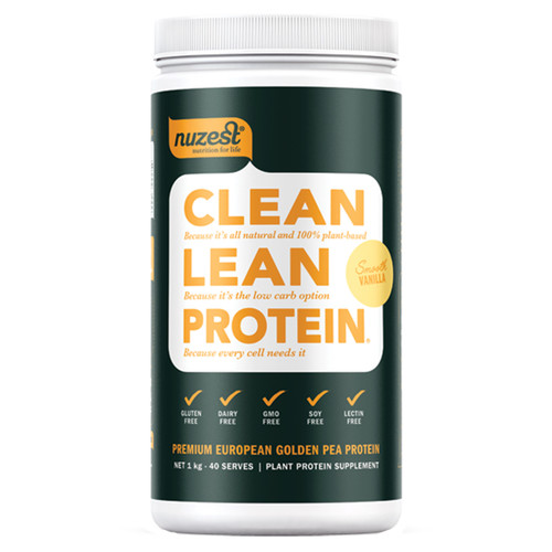 Clean Lean Protein Smooth Vanilla