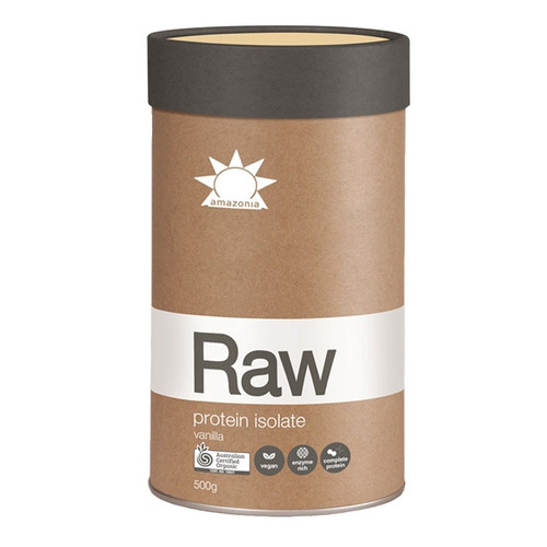 Raw Protein Isolate - Vanilla