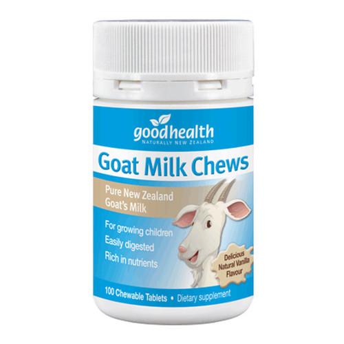 Goat Milk Chews