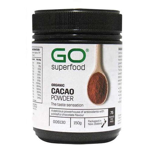 Go Cacao Powder Organic