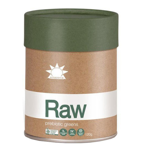 Raw Prebiotic Greens