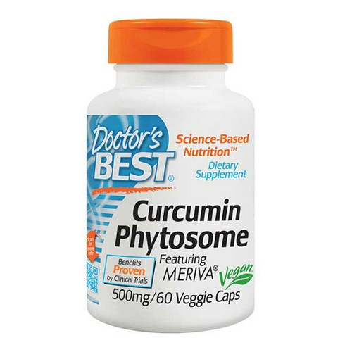 Curcumin Phytosome with Meriva®