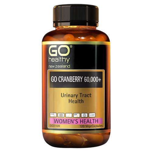 Go Cranberry 60,000+