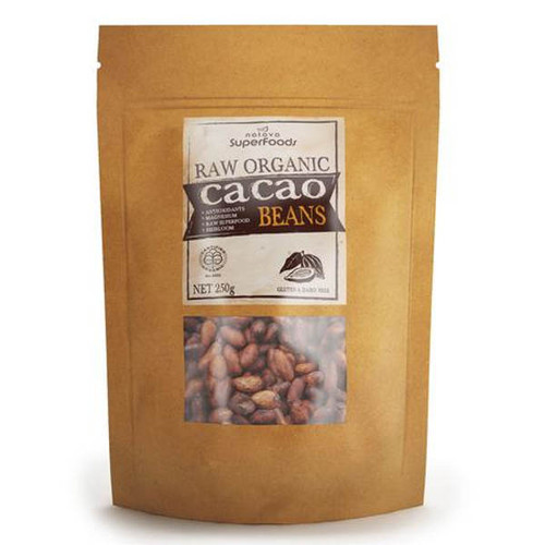 Certified Organic Cacao Beans