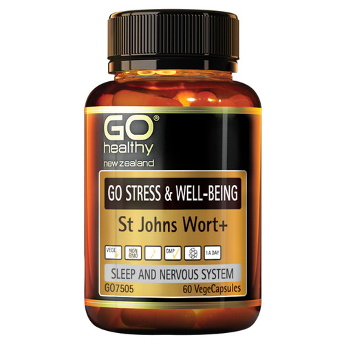 Go Stress & Well-Being