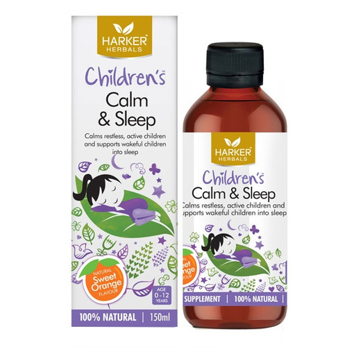 Children's Calm & Sleep