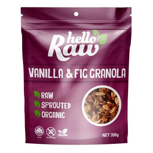 Vanilla & Fig Granola