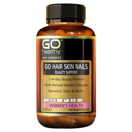 Go Hair Skin Nails - Beauty Support