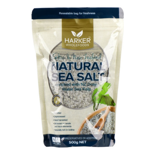 Harker's Sea Salt with Sea Kelp - 1022