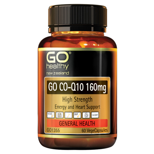 Go Co-Q10 160mg High Strength