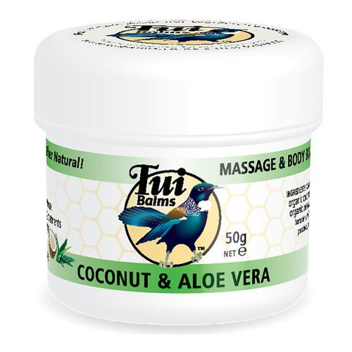 Coconut & Aloe Vera Massage & Body Butter