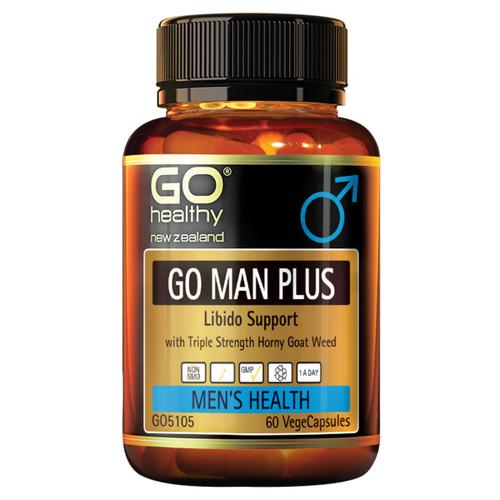 Go Man Plus - Libido Support