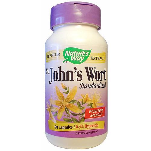 St John's Wort standardised