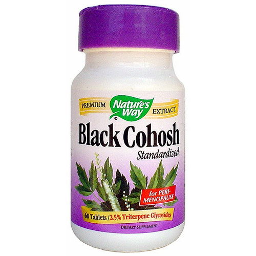 Black Cohosh standardised