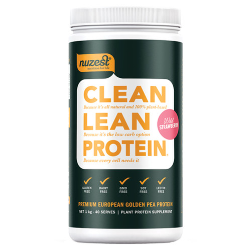 Clean Lean Protein Wild Strawberry