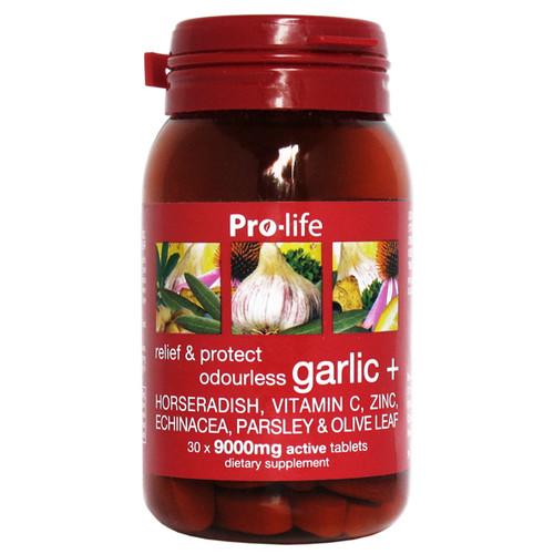 Garlic +