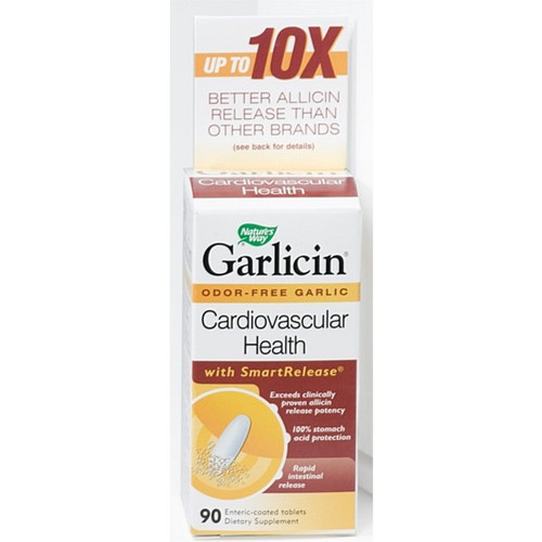 Garlicin - Cardiovascular Health