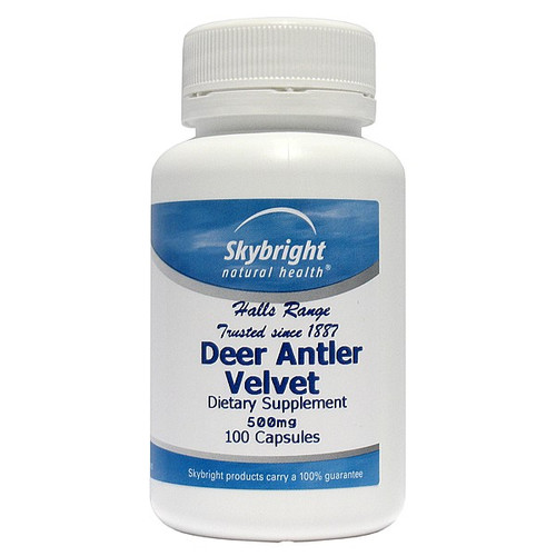 Deer Antler Velvet 500mg