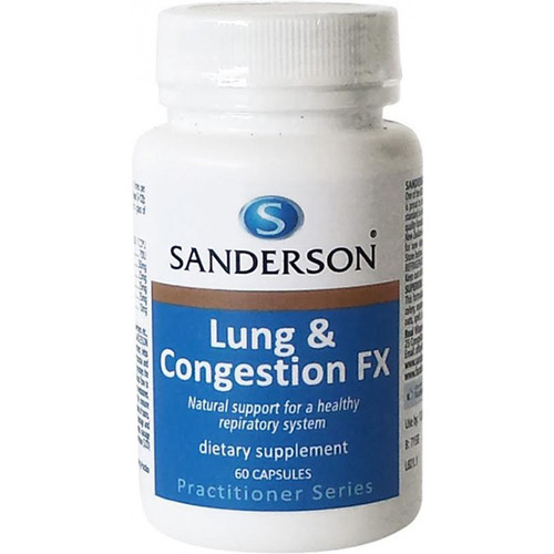Lung & Congestion FX