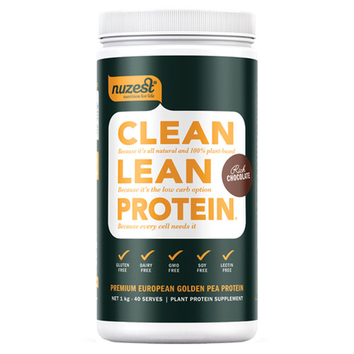 Clean Lean Protein Rich Chocolate