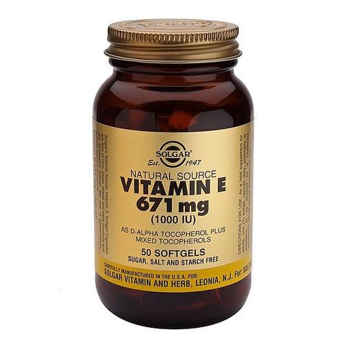 Vitamin E 671mg (1000IU)