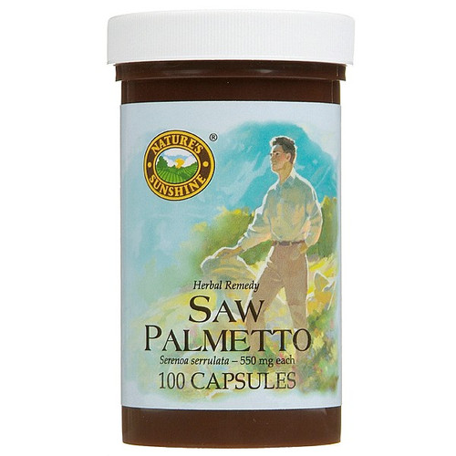 Saw Palmetto 550mg