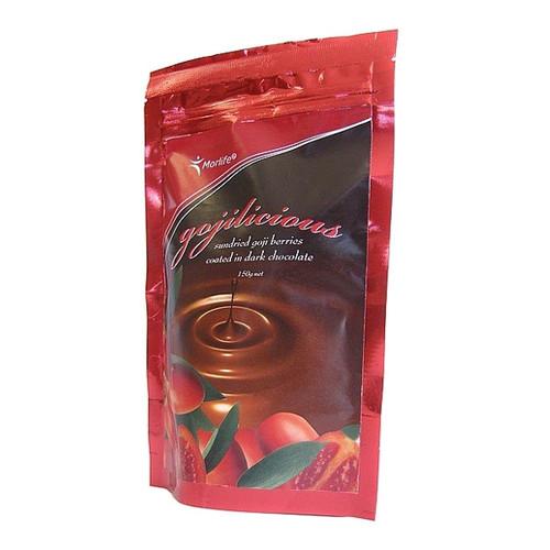 Gojilicious - Chocolate Coated Goji Berries