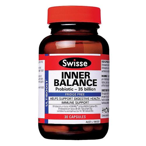 Inner Balance Probiotic 35 Billion
