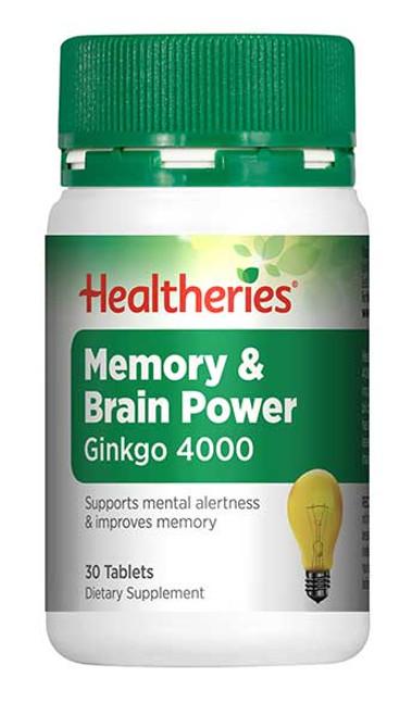 Memory & Brain Power