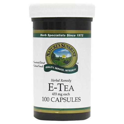 E-Tea (Essiac)