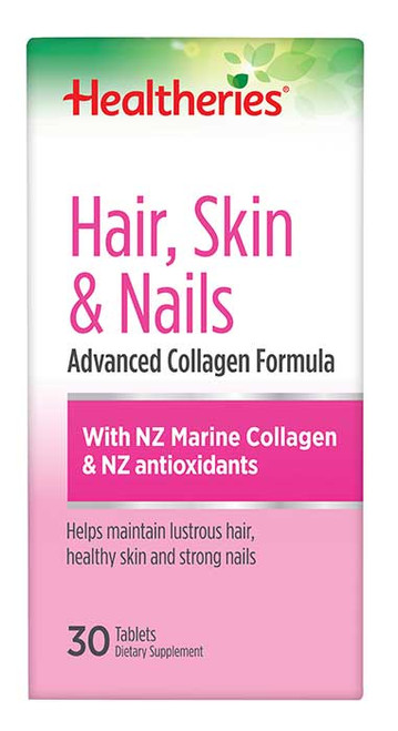 Hair, Skin & Nails with NZ Marine Collagen