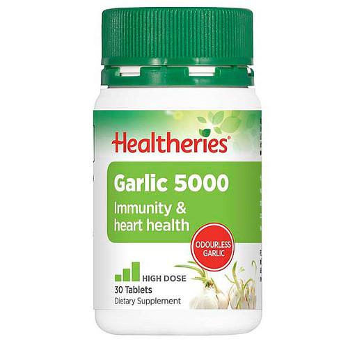 Odourless Garlic 5000mg