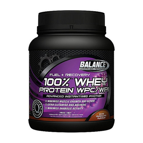 100% Whey Protein - Divine Chocolate